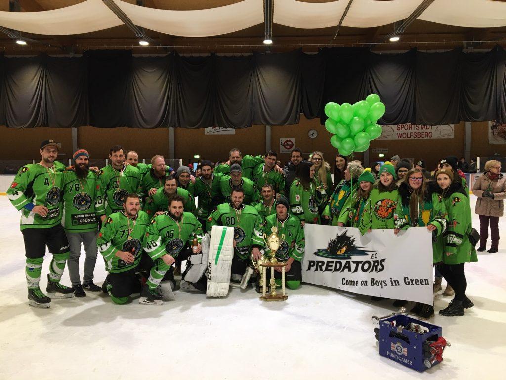 EC Predators LAHL Meister 2019/2020